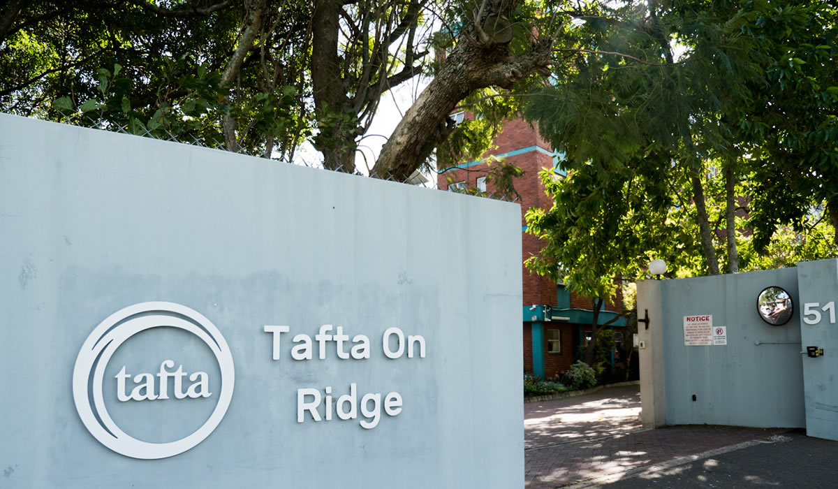 TAFTA on Ridge